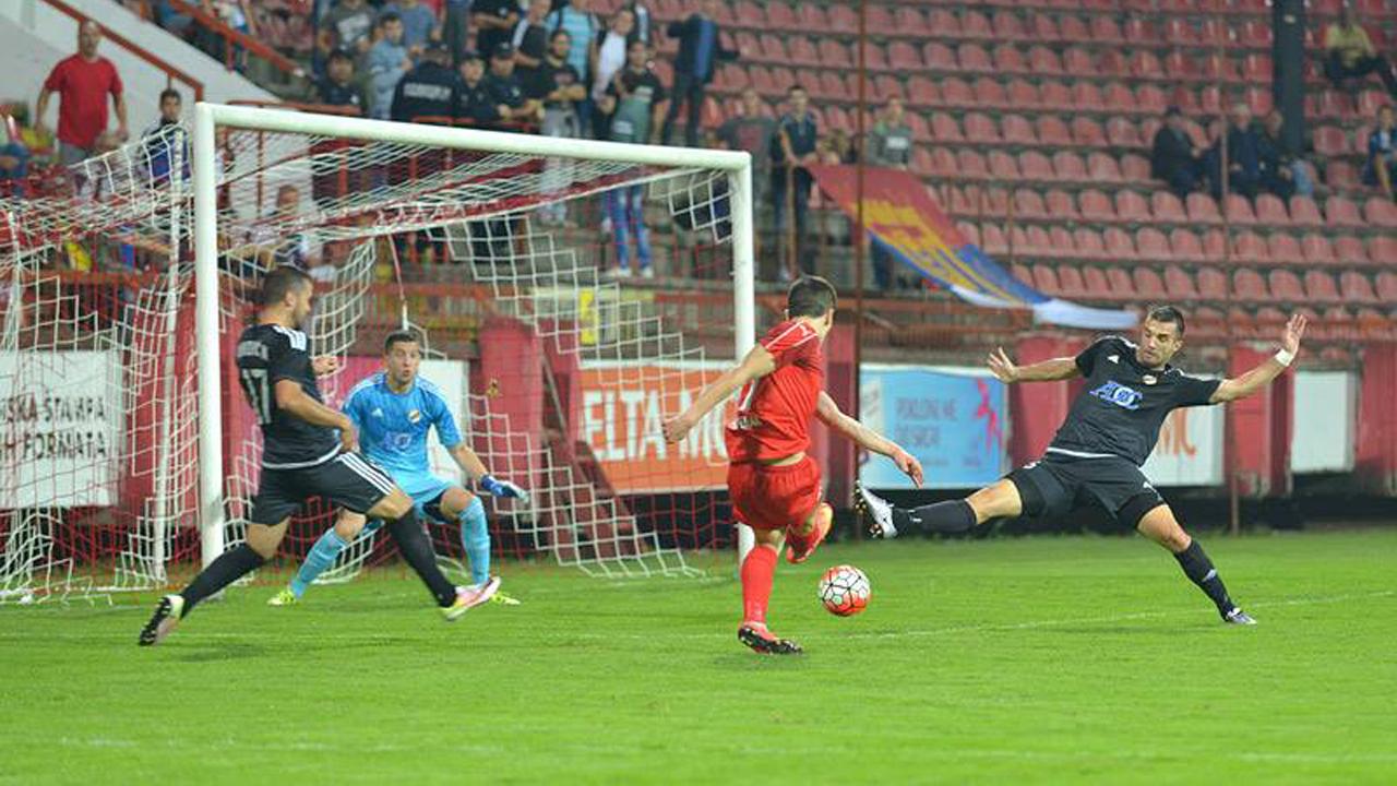 FC Napredak - FC Cukaricki 2:1