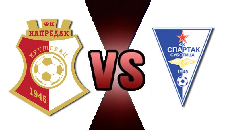 FC Napredak - FC Spartak 1:0