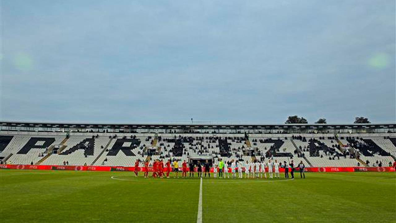 Cup:FC Partizan-FC Napredak 3:1 (3:0)