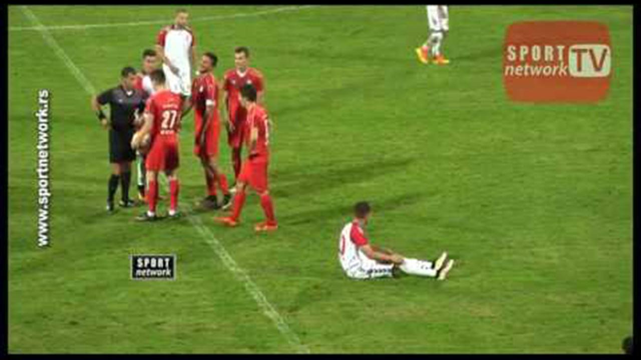 FC Radnicki N-FC Napredak 1:1 (1:0)