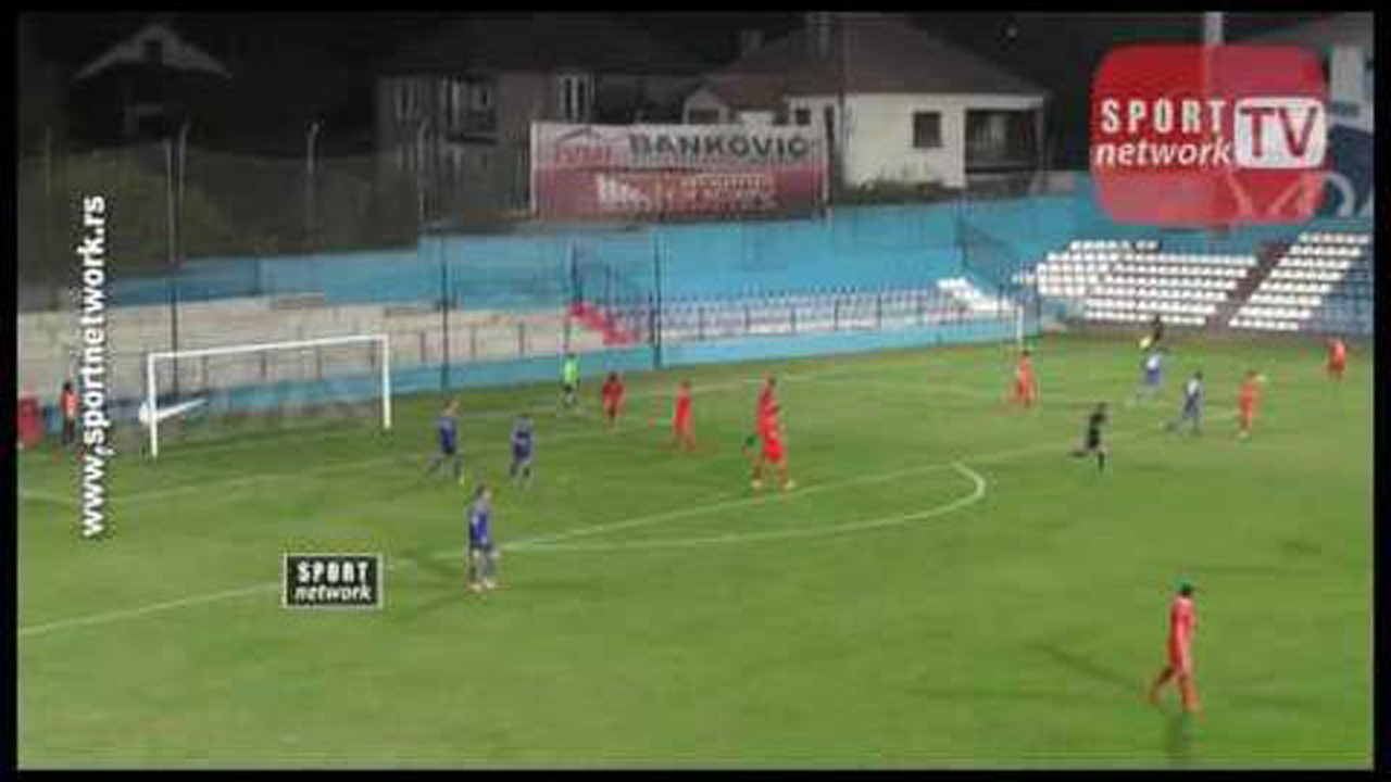 FC Radnik-FC Napredak 0:1 (0:0)