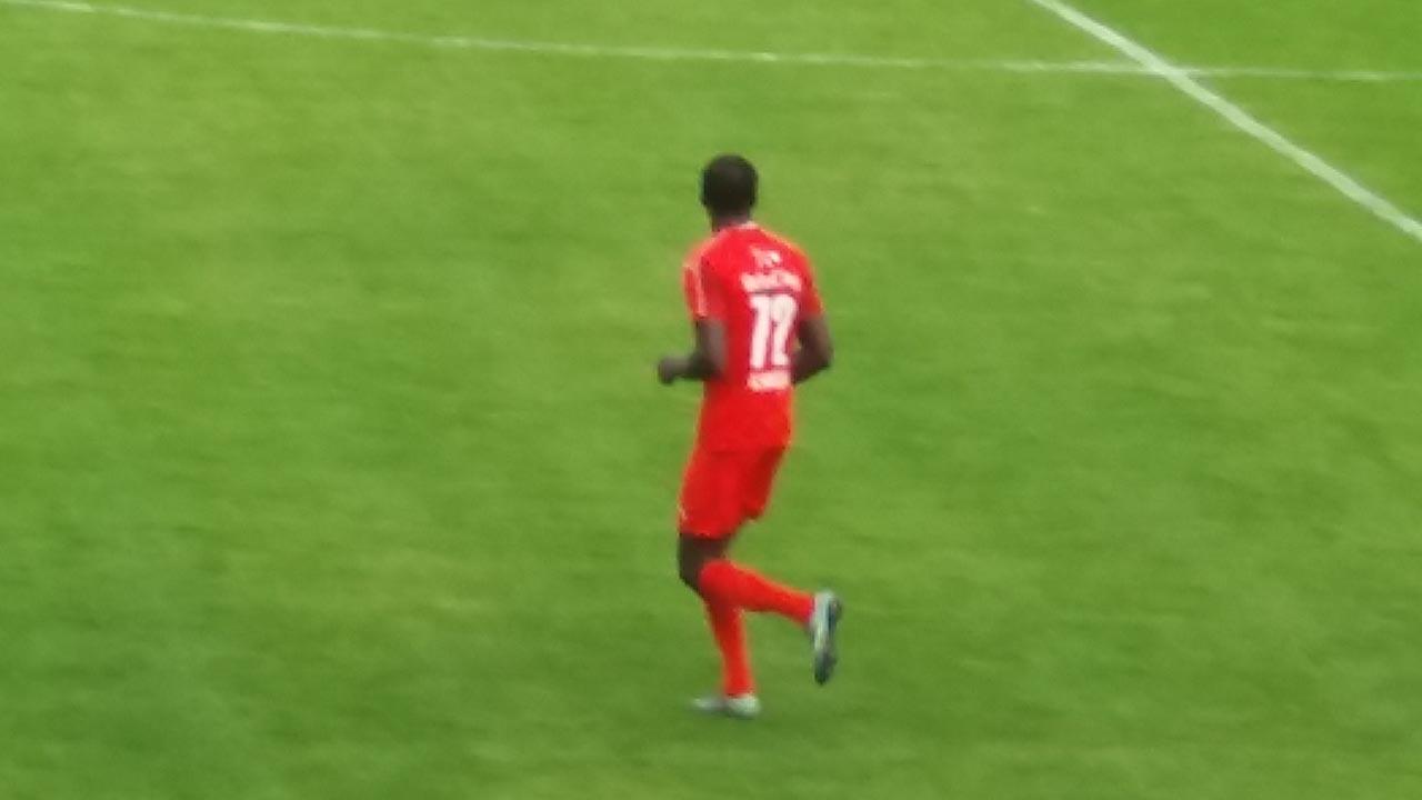 FC Napredak - FC Borac 3:1 (1:1)