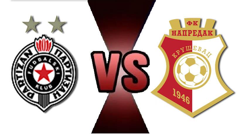 FC Partizan - FC Napredak 3-2 (1:2)