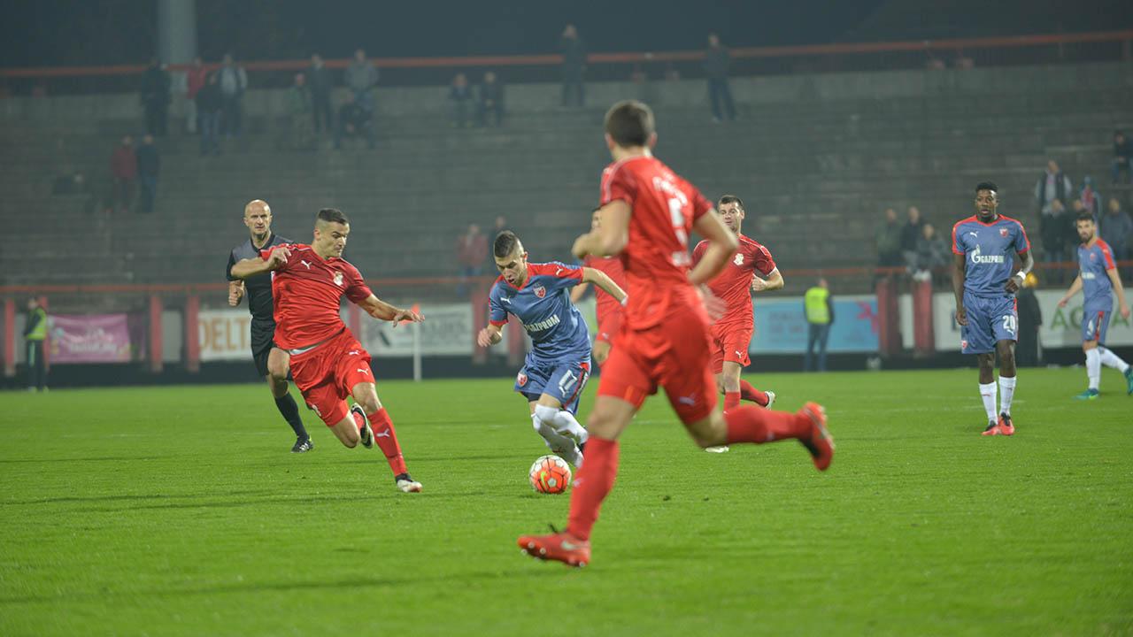 FC Napredak - FC Red star 0:1