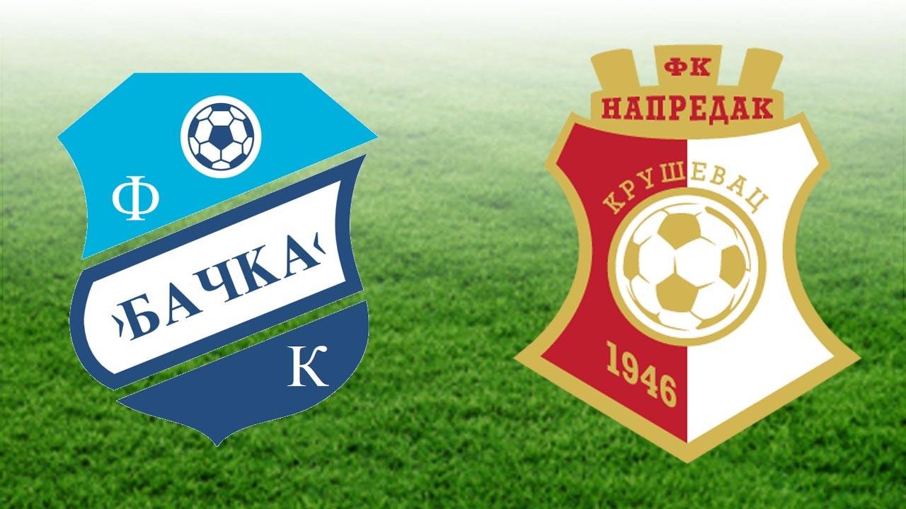 FC Backa-FC Napredak 1:3 (1:2)