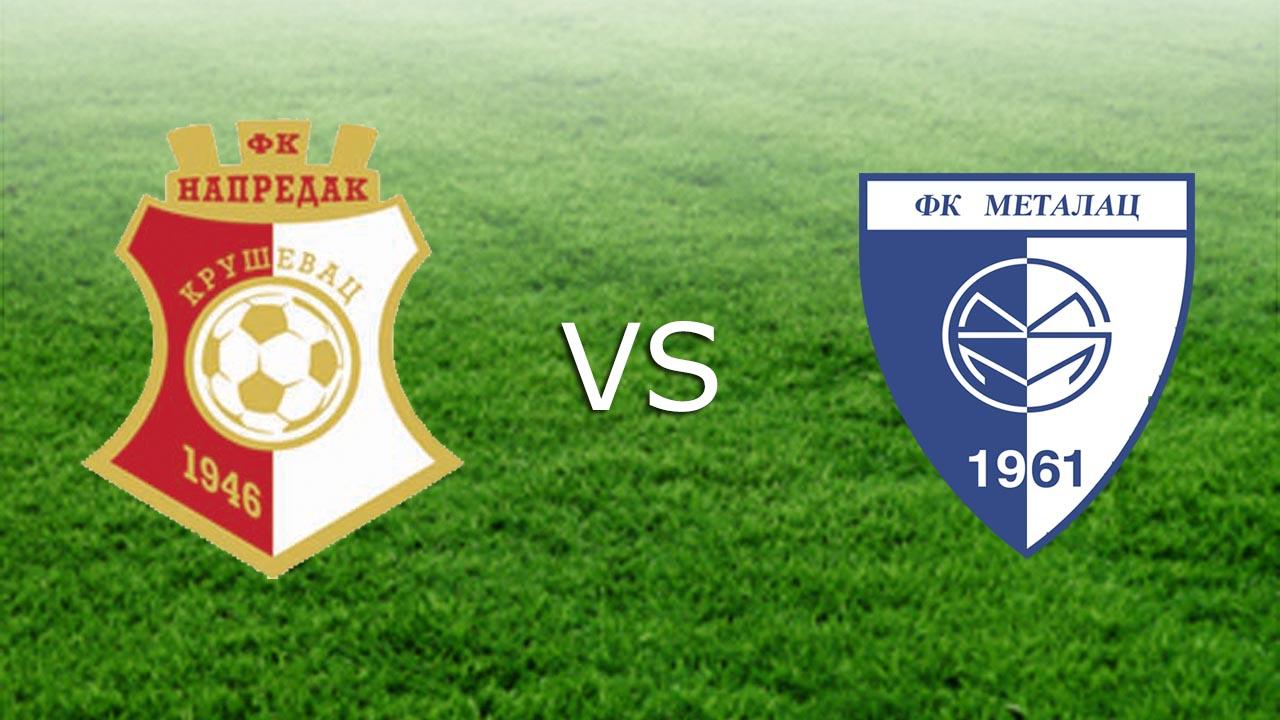 FC Napredak - FC Metalac 1:0 (1:0)