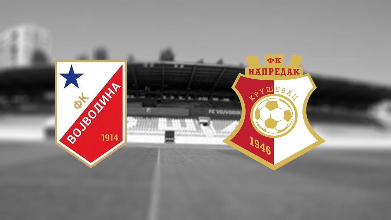 FC Vojvodina - FC Napredak 2:0 (1:0)