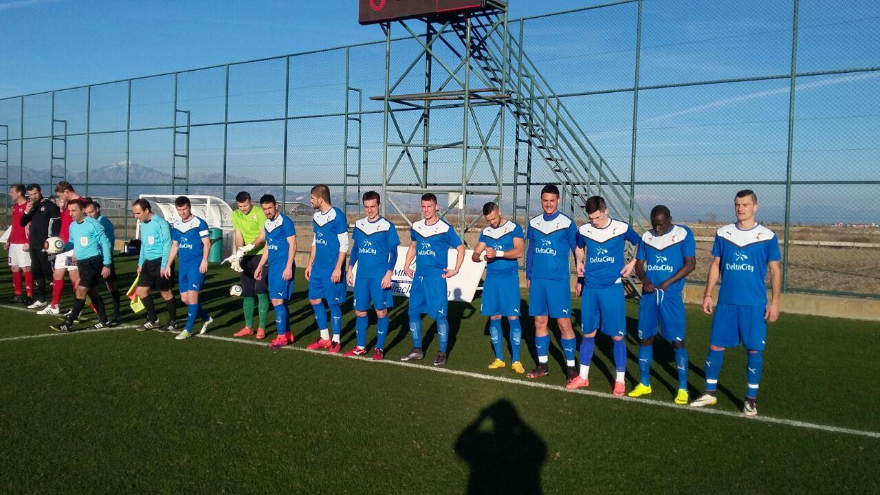 FC SKA Khabarovsk - FC Napredak 0:1 (0:1)