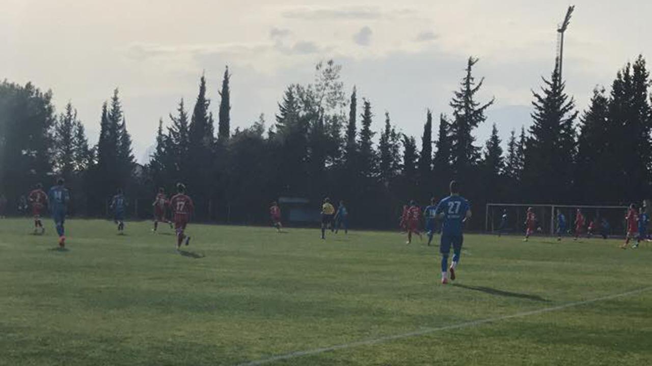 FC Napredak - FC  Mladost Doboj Kakanj 0:1