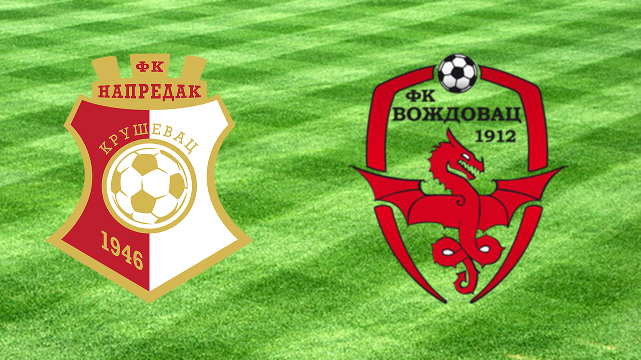 FC Napredak - FC Voždovac 0:0
