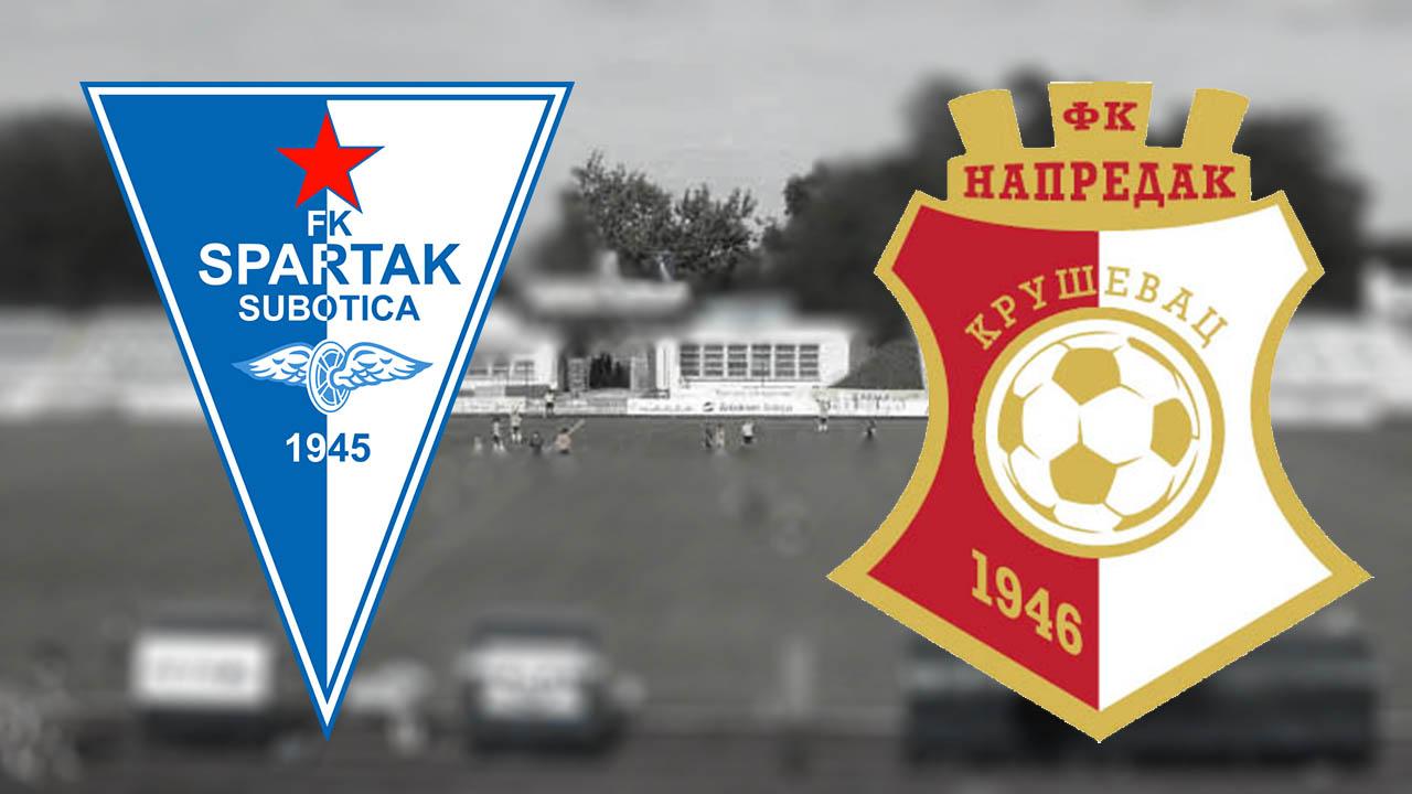 Spartak F.C - Napredak F.C 1:1