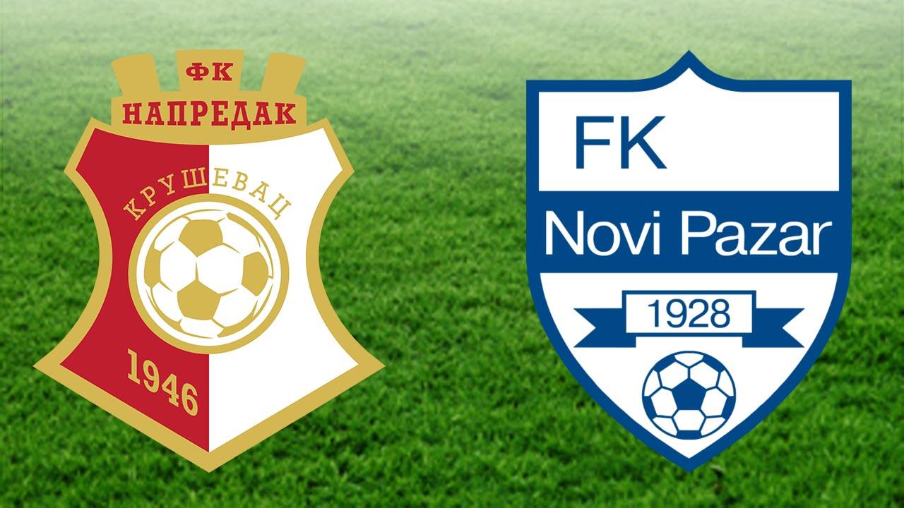 Napredak F.C-Novi Pazar F.C 3:0