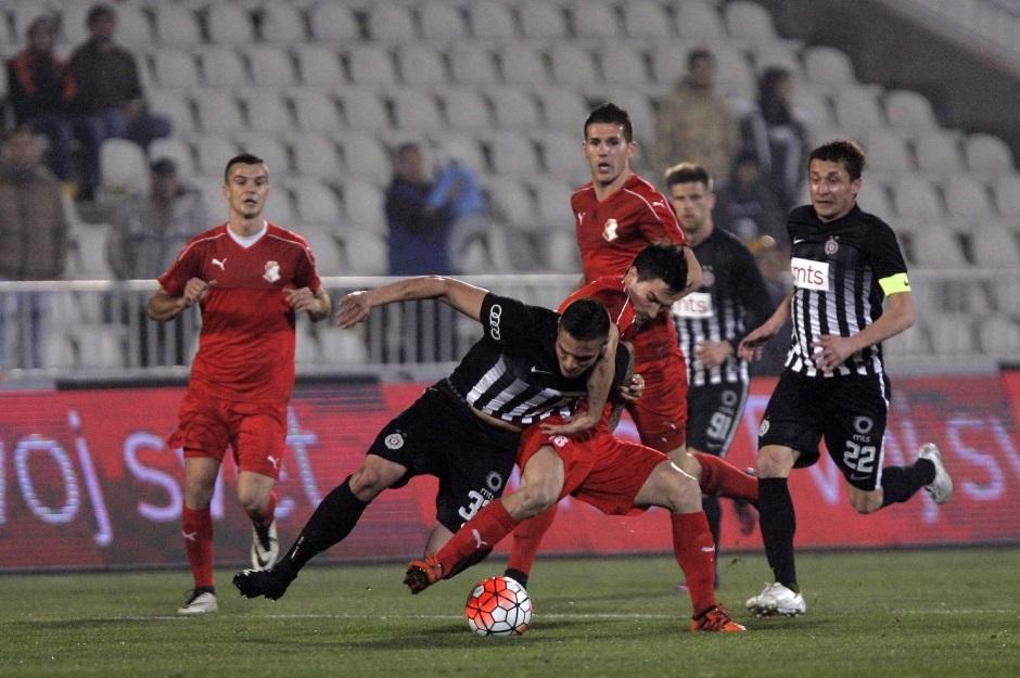 Partizan F.C - Napredak F.C 3:1