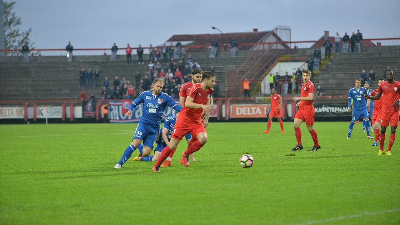 Napredak F.C-Radnički F.C 0:2