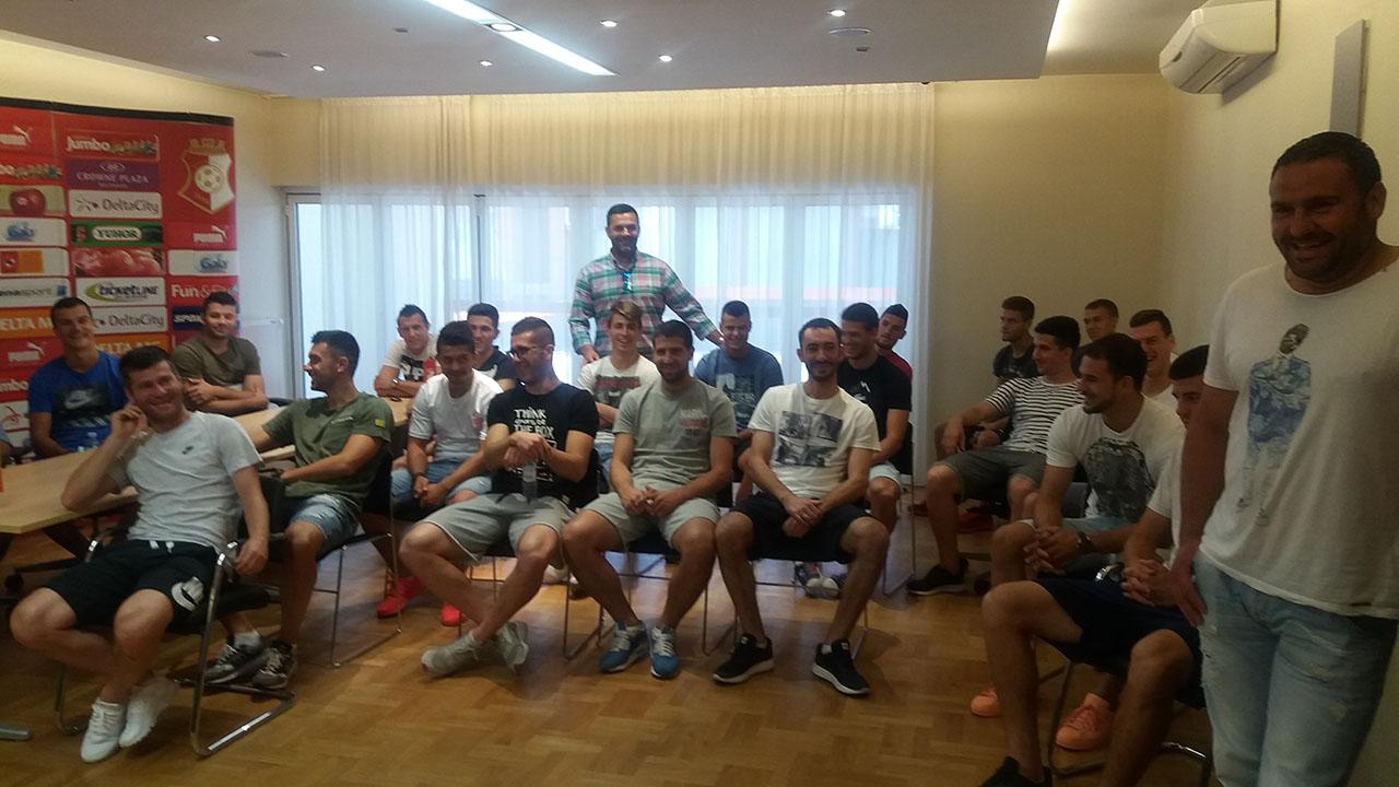 Napredak F.C. started preparations!