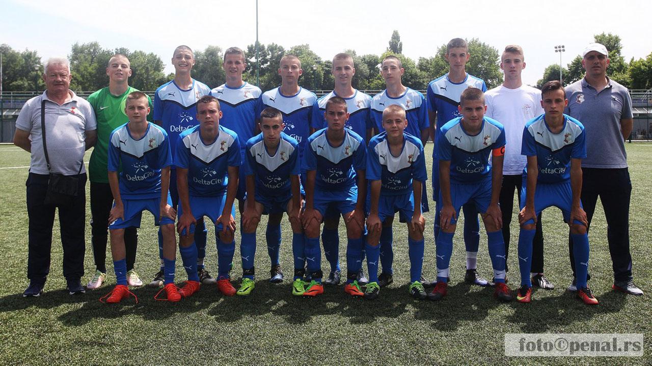 Serbian Vice-champions!