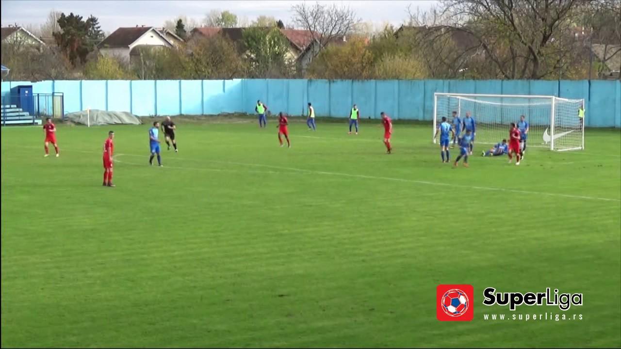 FC Bačka - Napredak F.C 1:4