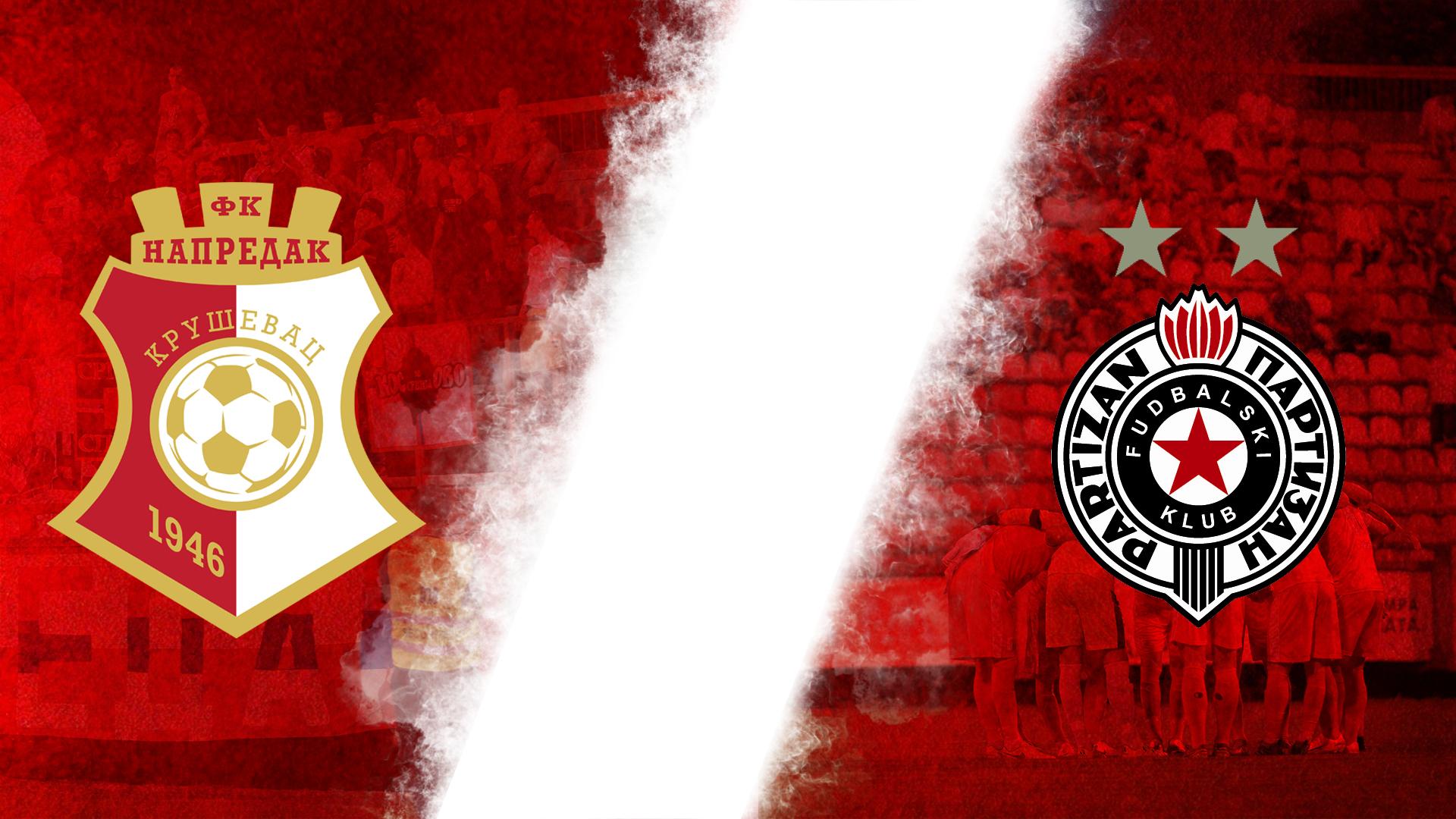 Napredak F.C - Partizan F.C 2:1
