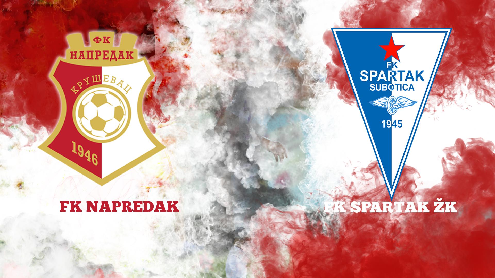 Napredak F.C - Spartak Žk F.C 4:3