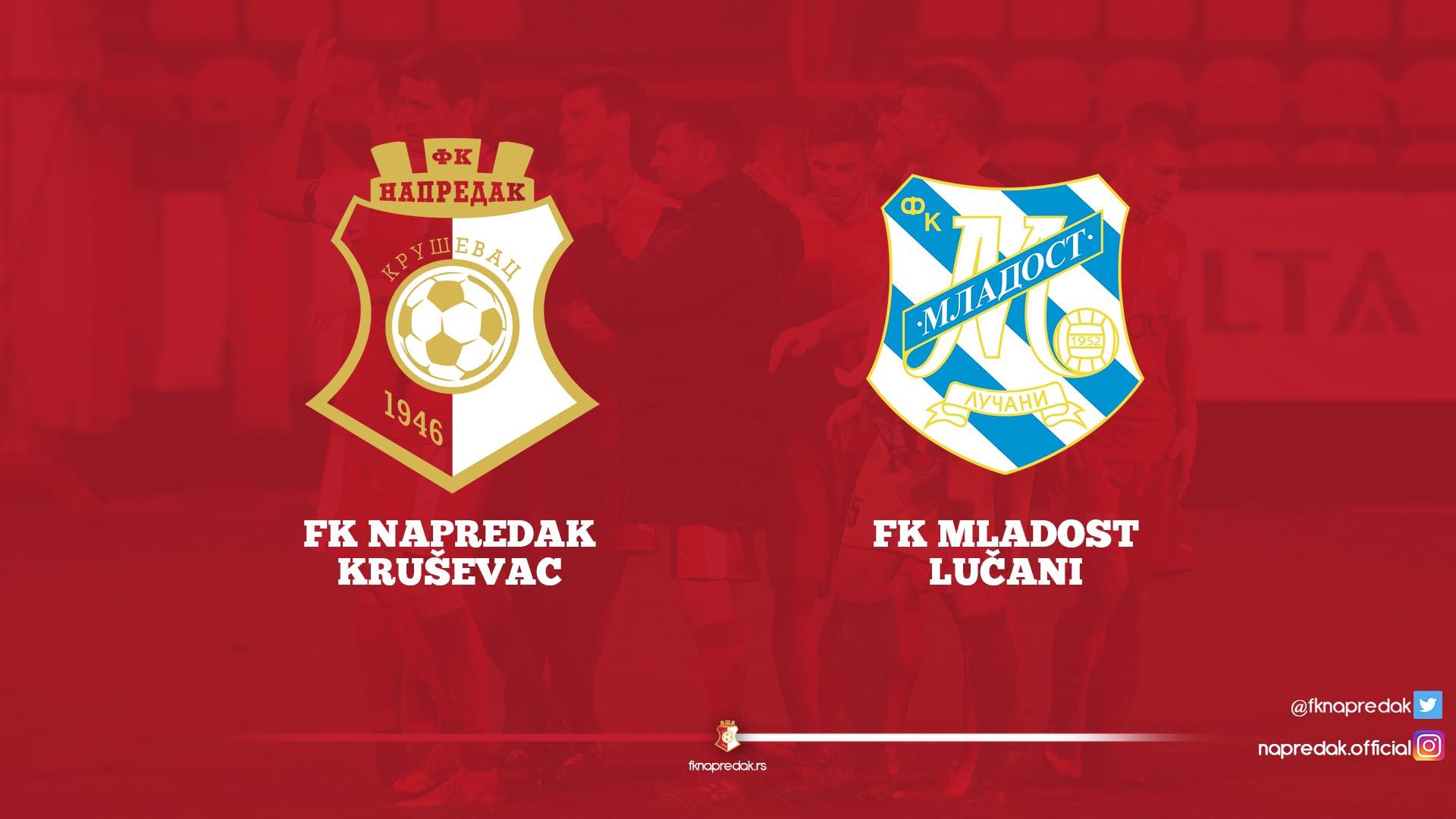 Napredak F.C - Mladost F.C 0:0