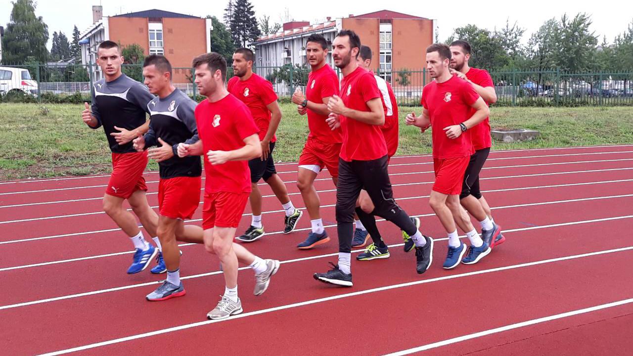 Napredak F.C started the preparation