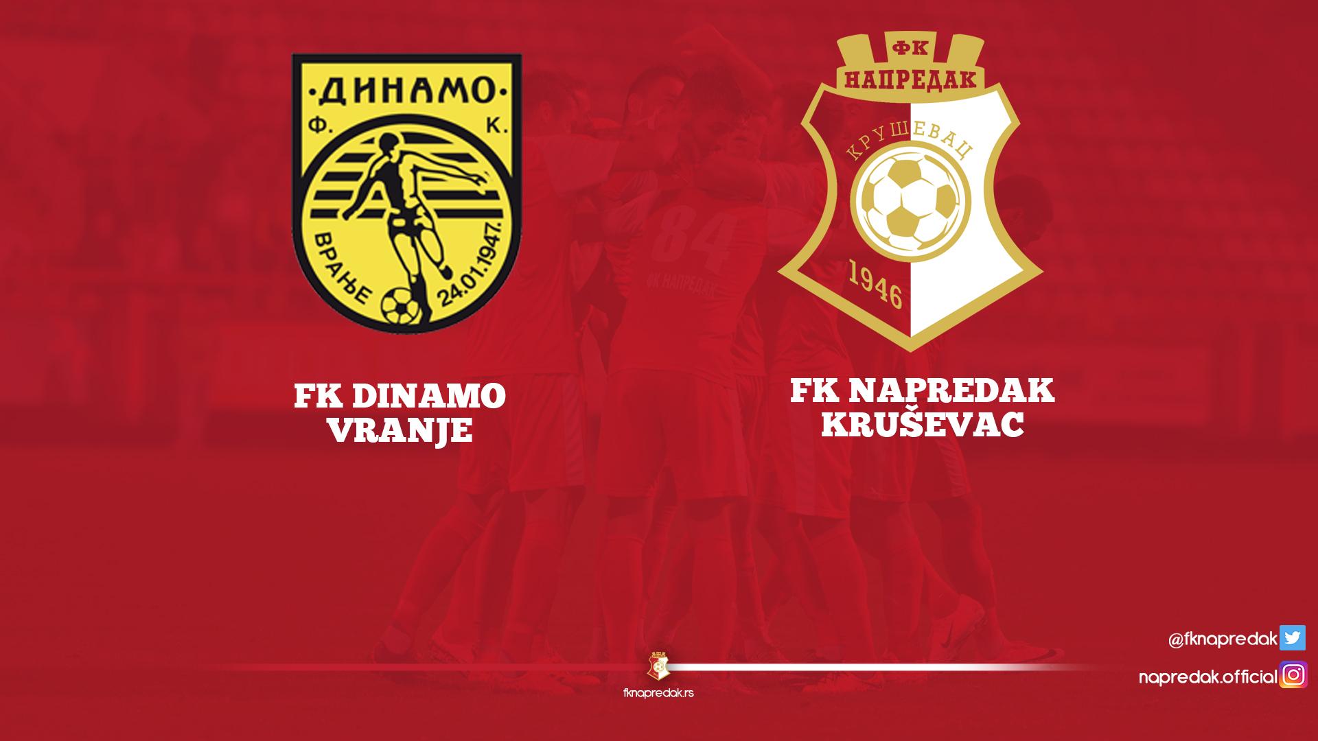 Dinamo F.C. - Napredak F.C. 4:0