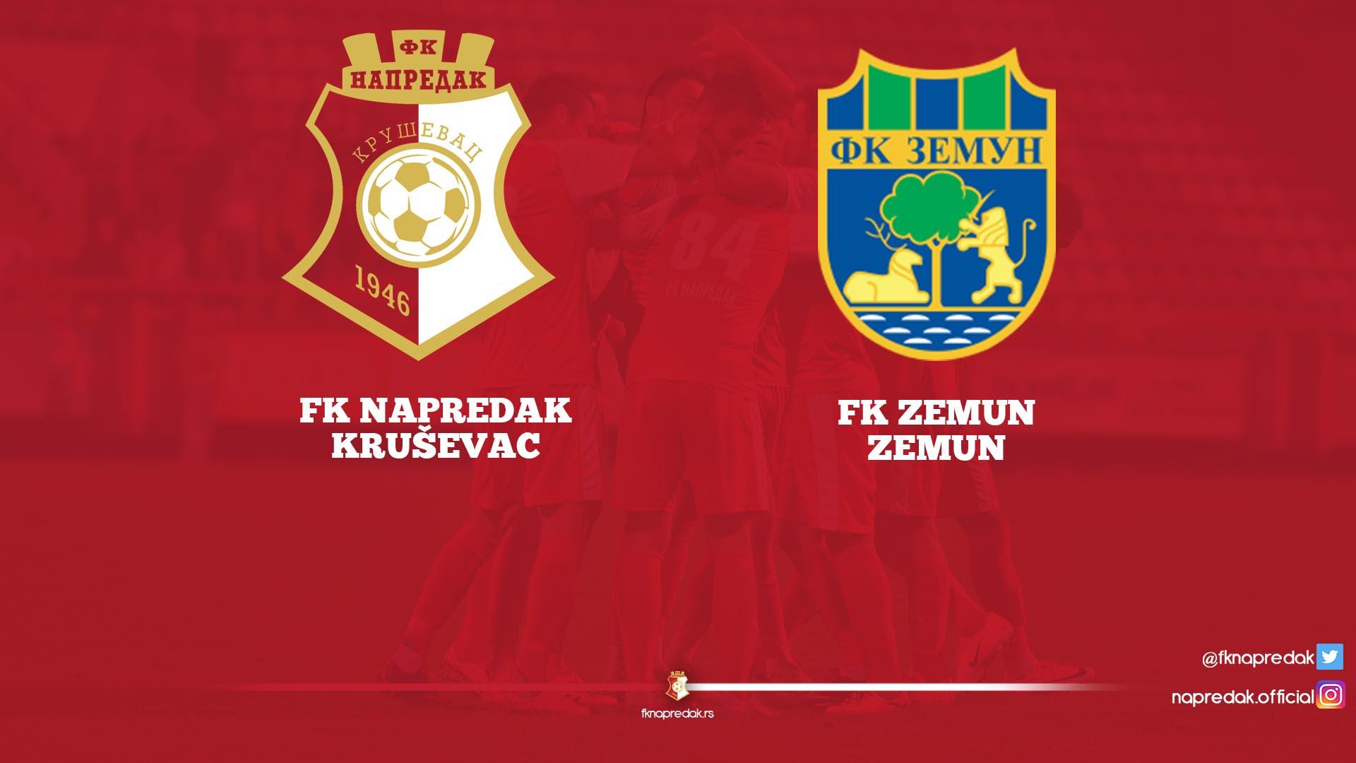 Napredak F.C.-Zemun F.C. 1:0