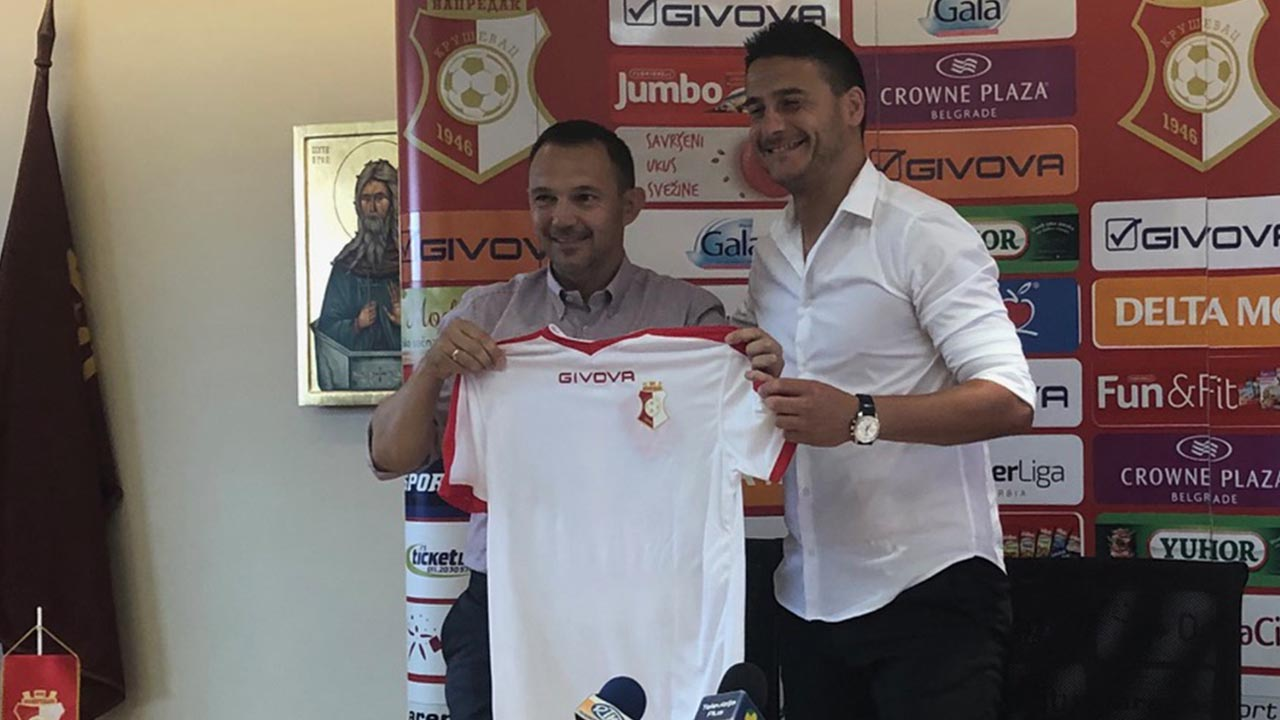 Predrag Rogan new Head Coach