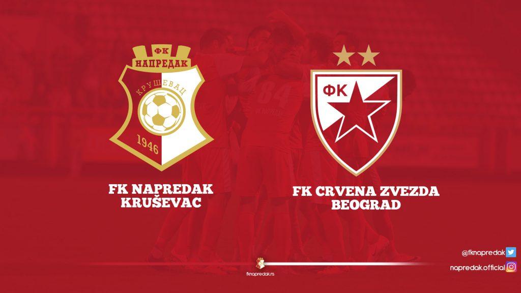 Napredak F.C-Crvena zvezda F.C 0:1