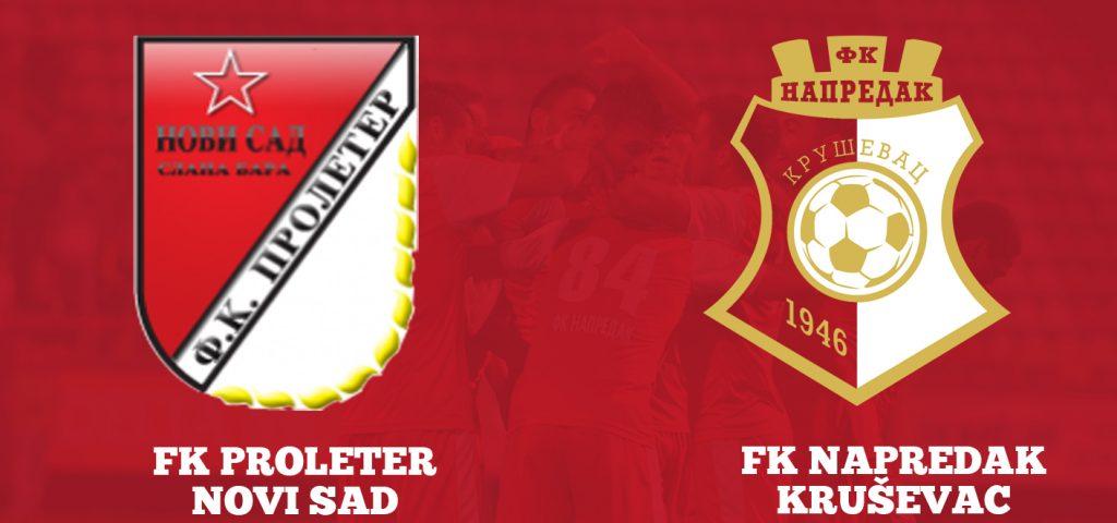 Proleter F.C-Napredak F.C 0:2