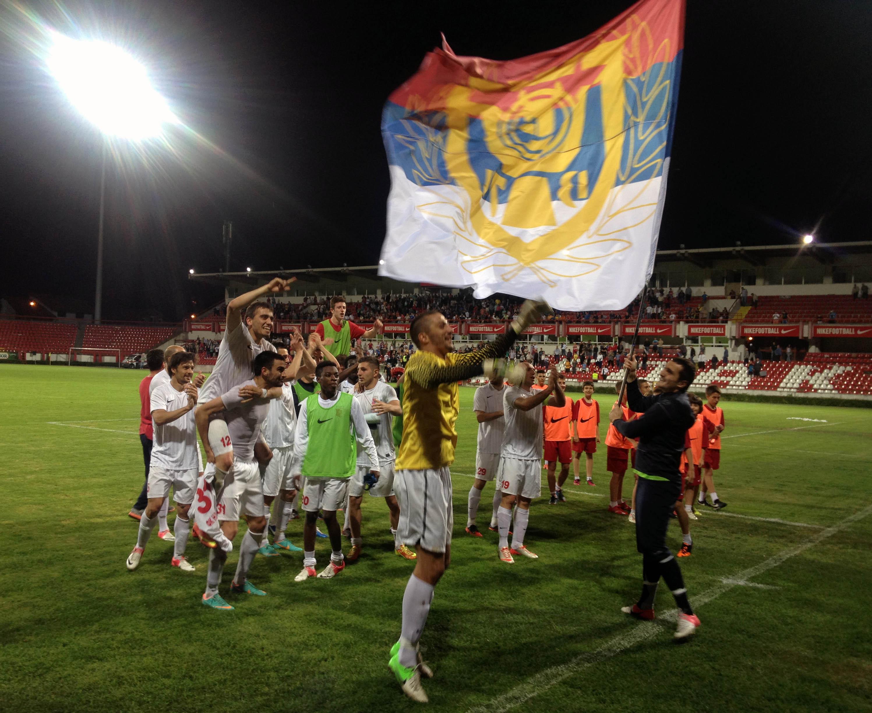 Прогноз на матч Партизан - Борац